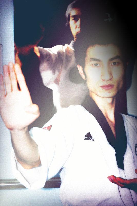 跆拳道训练中的韩语口令 希望对跆拳道学习者有帮助